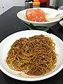 Food ESTAB. COMIDAS LOK KEI, Macau, 蝦籽撈麵, 六記粥麵, 沙梨頭, 澳門 (17122866488).jpg