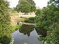 Footbridge in Impney Park - geograph.org.uk - 215117.jpg