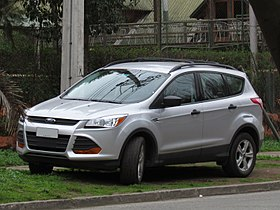 Image illustrative de l'article Ford Escape