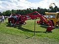 Fordson Major, JCB MK1 Excavator at Cromford 2008 - P8030349 edited.jpg