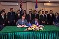 Former Former Foreign Minister Bob Carr visits Laos (10696944943).jpg