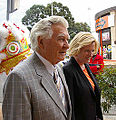 Former Labor PM Bob Hawke and Labor MP Julie Owens campaigning in 2007 (2).jpg