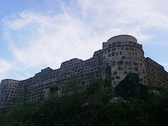 Romblon, Romblon - Fuerza de San Andres, a national cultural treasure as declared by the NCCA.