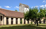 Fortified church in Codlea (Feketehalom, Zeiden).jpg