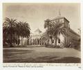 Fotografi av Sevilla. Fachada del Palacio S. Telmo por los Jardines - Hallwylska museet - 104795.tif