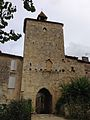 Fourcès village gate-exterior.jpg