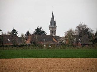 Fournes-en-Weppes - Image: Fournes en Weppes bourg