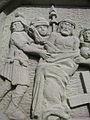 Fr Hohengoeft Chemin de croix station 10 Left soldier detail.jpg