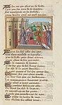 Français 5054, fol. 16, Arrivée de Charles VII à la Bastille.jpg