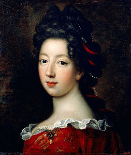 Louise Françoise de Bourbon, Duchess of Bourbon Princess of Condé