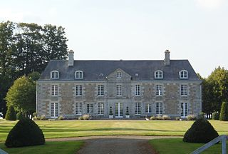 Noues de Sienne Commune in Normandy, France