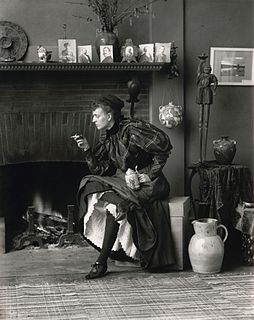 Frances Benjamin Johnston American photojournalist