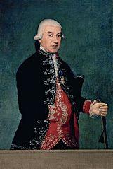 Portret Francisca Javiera de Larrumbe