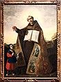 Francisco de zurbaran, san romano d'antiochia e san barula, 1638.jpg