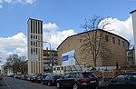 Frankfurt, Allerheiligenkirche.JPG