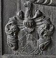 Frankfurt Liebfrauenkirche Epitaph Friesenhausen-Esch Wappen 3 Klaepping.jpg