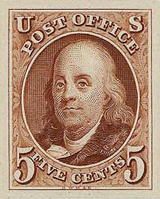 Franking - 1847 (US)