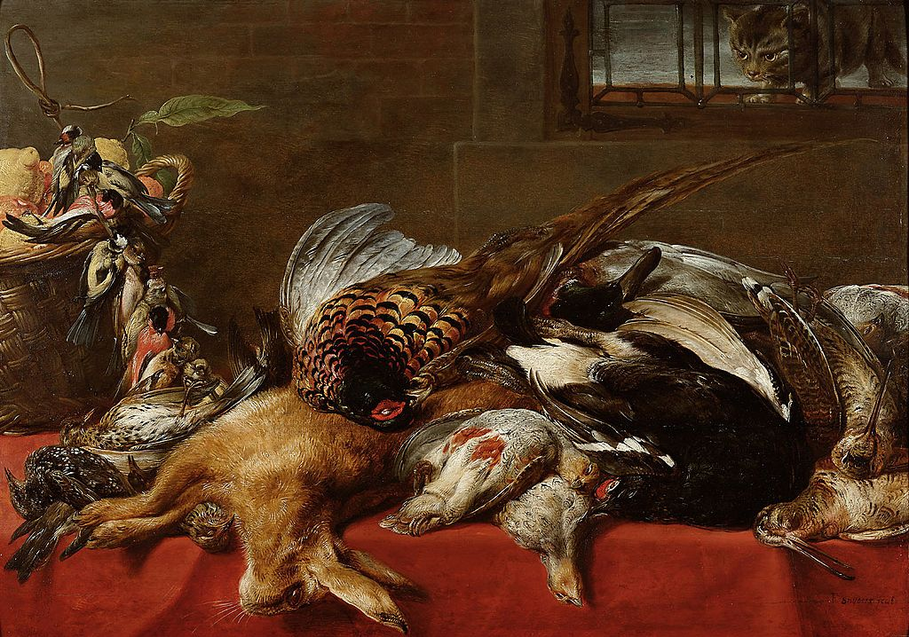 https://upload.wikimedia.org/wikipedia/commons/thumb/2/24/Frans_Snyders_-_Still_life_of_game.jpg/1024px-Frans_Snyders_-_Still_life_of_game.jpg