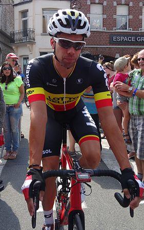 Frasnes-lez-Anvaing - Tour de Wallonie, étape 1, 26 juillet 2014, départ (B087).JPG