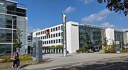Fraunhofer ITWM und IESE in Kaiserslautern