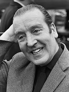 Alfred Lennon father of English musician John Lennon