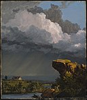 Frederic Edwin Church - A Passing Storm - 48.415 - Museum of Fine Arts.jpg