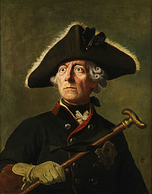 Frederick the Great, by Wilhelm Camphausen (Source: Wikimedia)