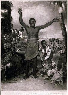 Emancipation of the British West Indies