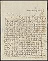 From Caroline Weston to Phebe Weston; ca. 1830 p1.jpg