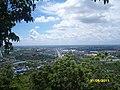From Kean Chandra Hill to Ratchaburi Downtown - panoramio.jpg
