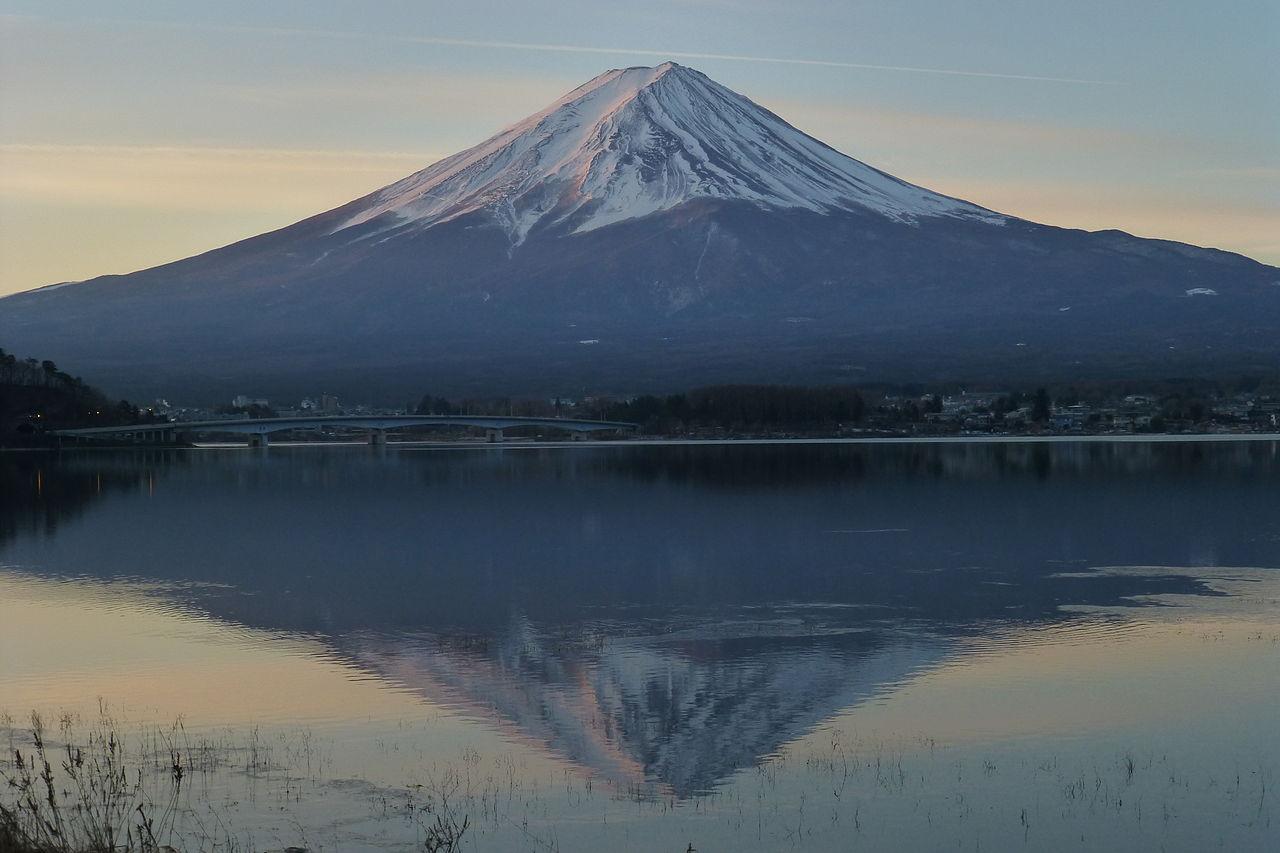 富士山(静岡県・山梨県)