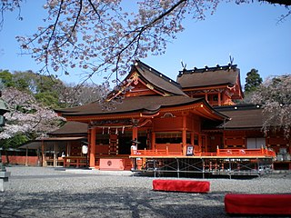 Shinto shrines in Shizuoka Prefecture, Japan