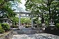 Fujisanhongū-sengen-taisha ishitorii.JPG