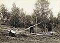 Gärdesgården bygges, Mangskogs socken, Jösse härad - Nordiska museet - NMA.0037992.jpg