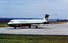 英国航空5390号班机事故