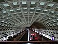 Gallery Place - Chinatown Red Line Platforms (Washington, DC) (4985077674).jpg