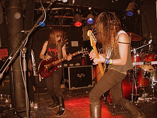 Gallhammer Japanese metal band
