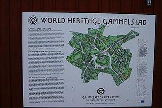 Gammelstad Church Town - Image: Gammelstad town 00