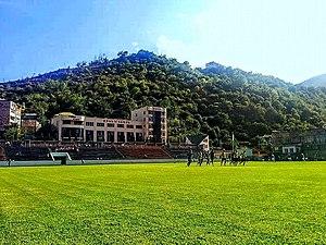 Gandzasar Stadium - Image: Gandzasar Stadium, Kapan 2, 30 August 2015