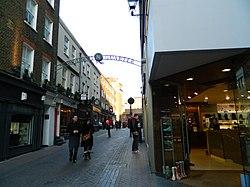 Ganton Street