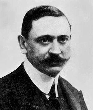 Spanish general election, 1919 - Image: García Prieto