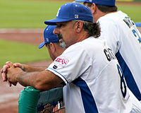 Gary Gaetti Sugar Land Skeeters July 2014.jpg