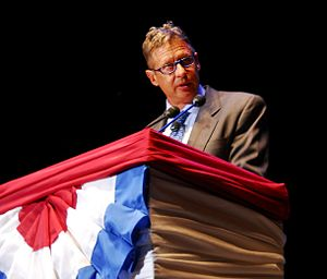 "Gary Johnson - Johnson at Ron Paul's ""Rally for the Republic"""