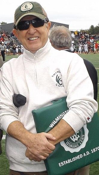 Gary Sandy - Gary Sandy at Wilmington College, Ohio, September 2018