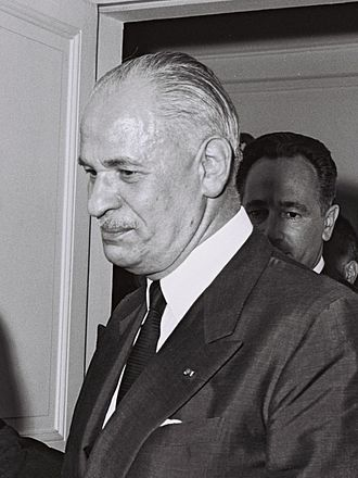 Gaston Palewski - Image: Gaston Palewski 1964