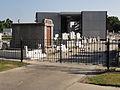 Gate Banks Street Cemetery New Orleans.jpg