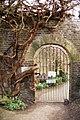 Gate Entrance to Kitchen Garden, Myddelton House, Enfield - geograph.org.uk - 2279720.jpg