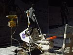 Gateway to space 2016, Budapest, lunar rover model 3.jpg