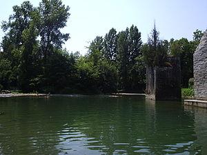 Gave d'Oloron - The Gave d'Oloron