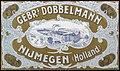 Gebrs. Dobbelmann Nijmegen (Holland) 8 maal bekroond.jpeg